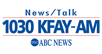 News Talk 1030 KFAY-AM