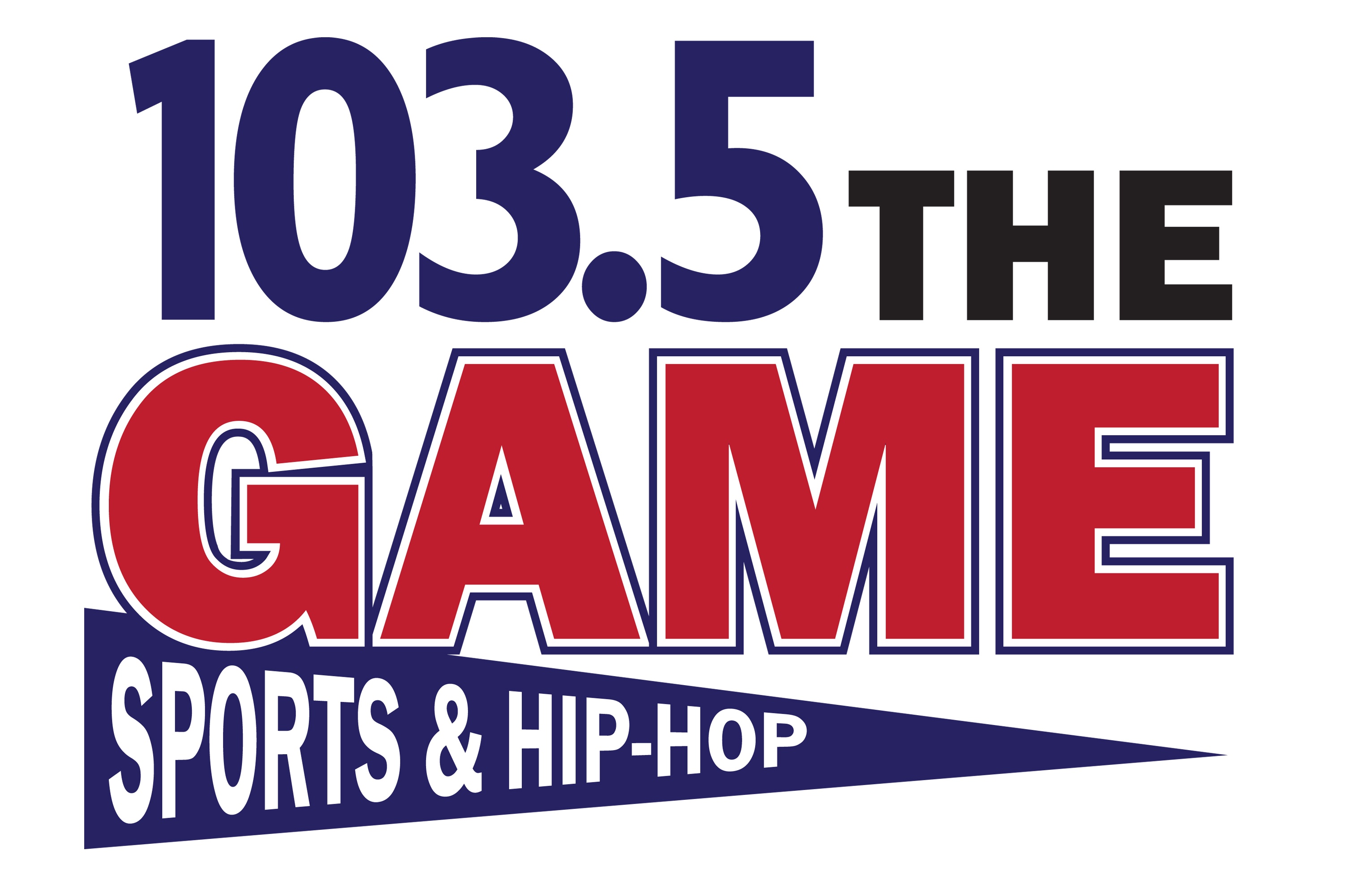 103.5 THE GAME
