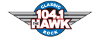 Classic Rock 104.1 The HAWK