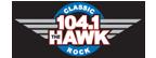 Classic Rock 104.1 The HAWK