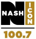 100.7 Nash Icon