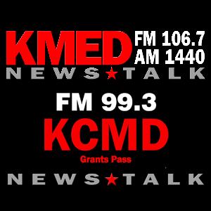 KMED FM 106.7 AM 1440 99.3 FM KCMD