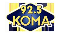 92.5, KOMA