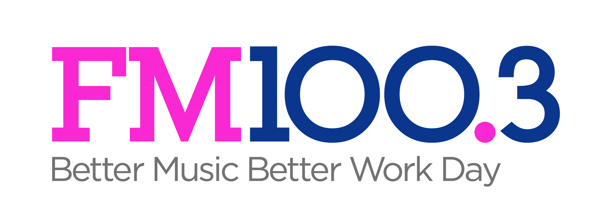 FM 100.3 Better Music Better Work Day