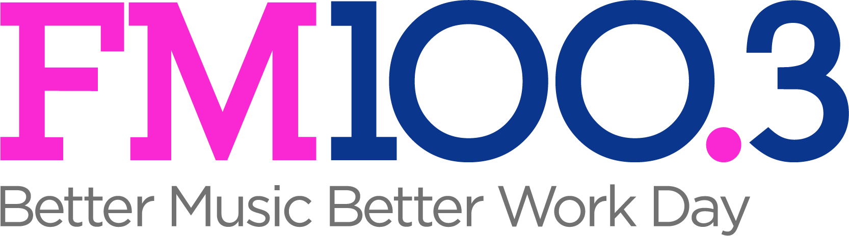 Listen LIVE - FM 100.3 - Better Music Better Work Day