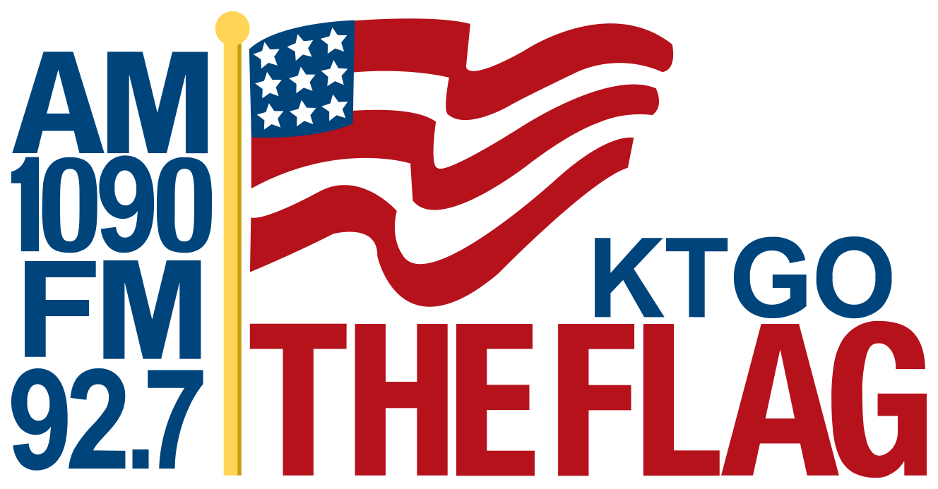AM 1090/FM 92.7 The Flag KTGO