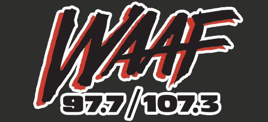 WAAF 97.7 / 107.3
