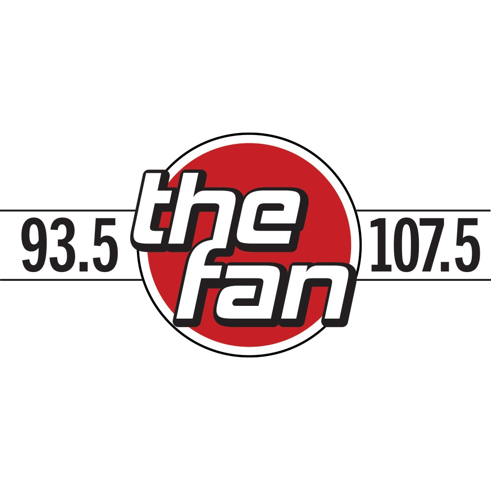 93.5 & 107.5 FM The Fan