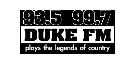DUKE FM 93.1, 93.5 & 99.7