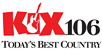 WGKX-FM Memphis - Kix 106