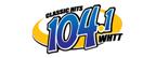 Classic Hits 104.1  |  WHTT-FM
