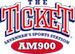 The Ticket - AM 900