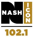 102.1 Nash Icon