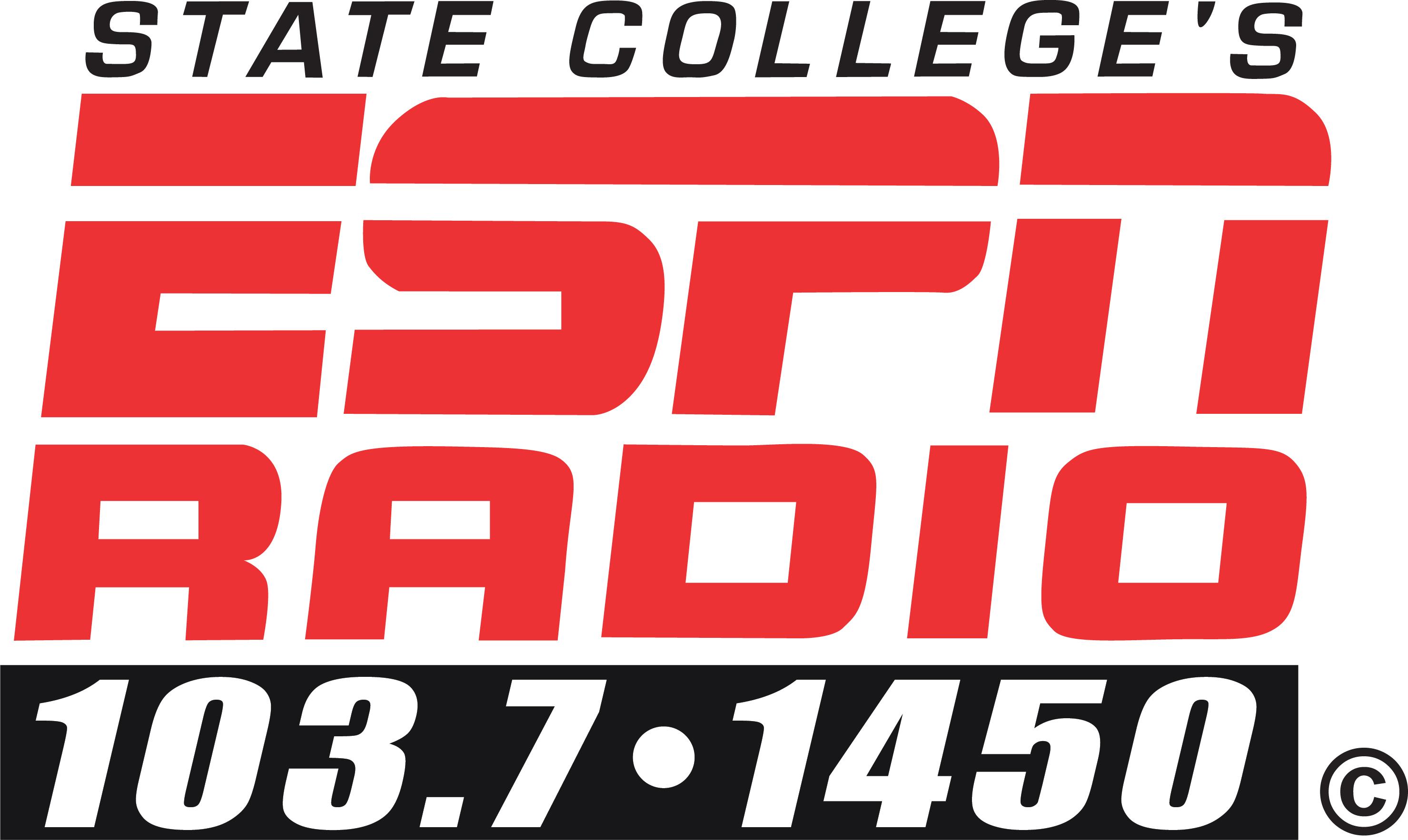 State College's ESPN 103.7 & 1450