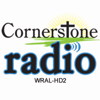 WRAL-HD2 Cornerstone Radio