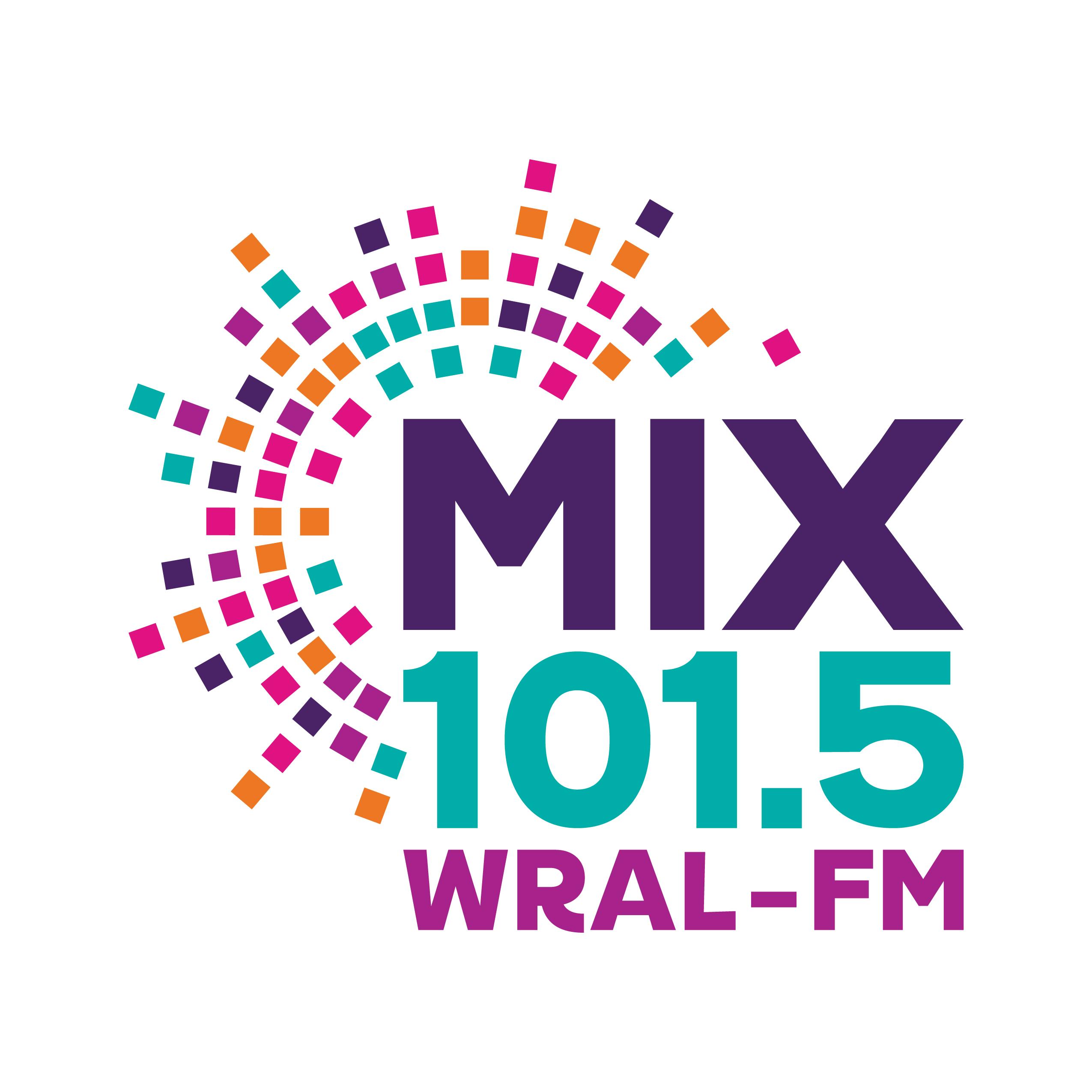 WRAL-HD2 MIX 101.5