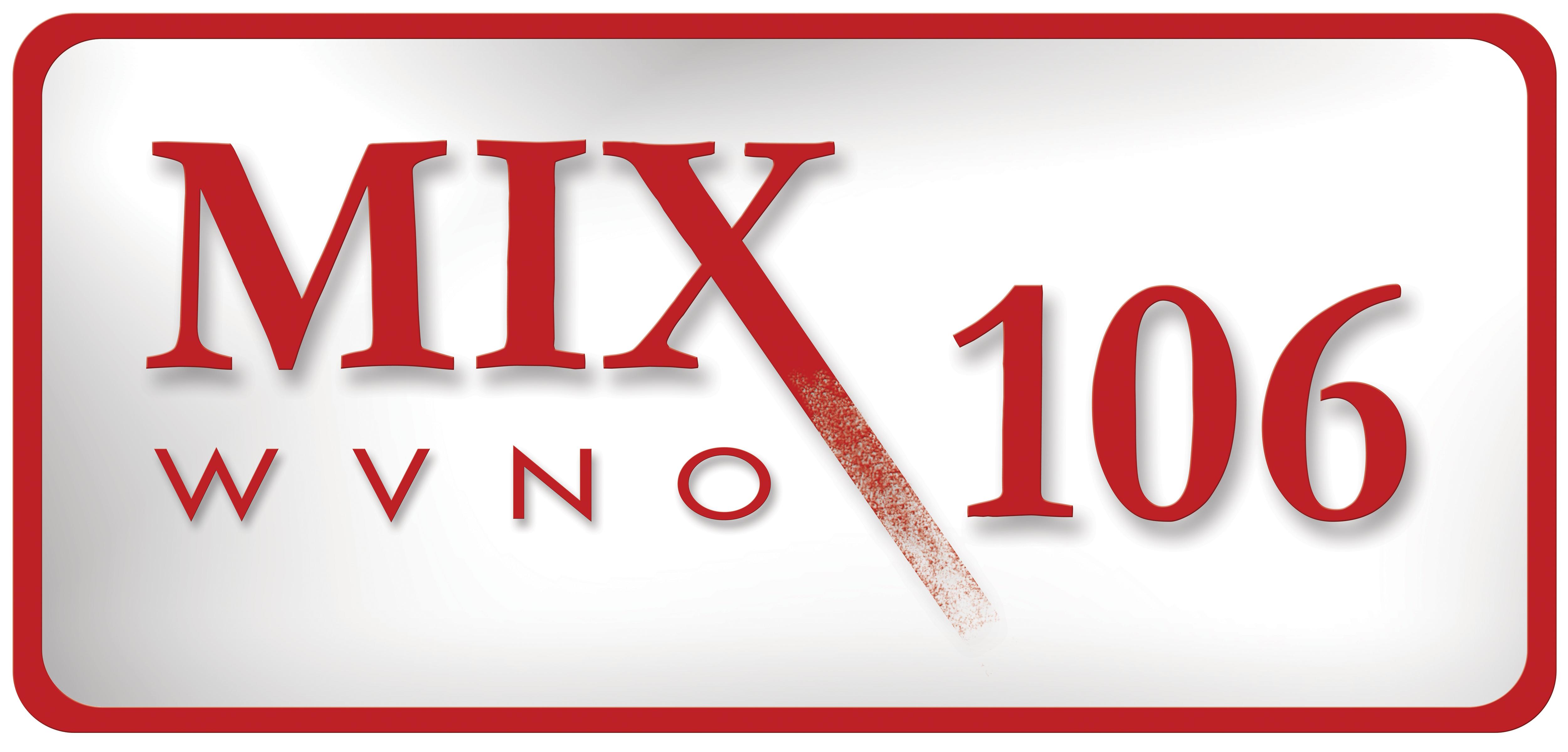 Mix 106.1FM WVNO