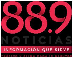 88.9  Noticias| Player Oficial | Tráfico y Clima Cada 15 Minutos