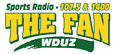 WDUZ The Fan 107.FM | 1400 AM
